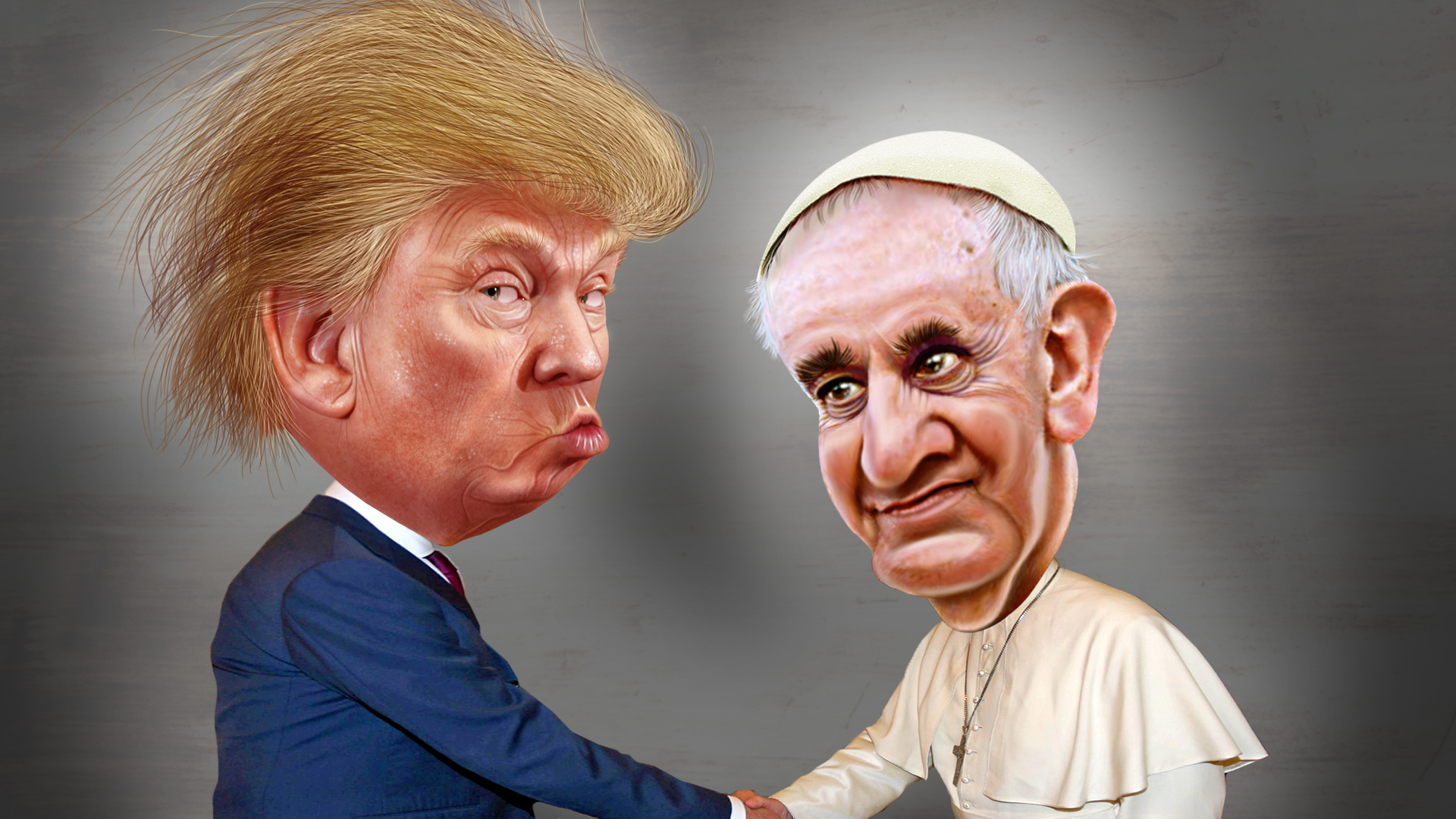 donald_trump_and_pope_francis_282448654049329